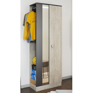 Inexpensive Shoe Storage Cabinet By Orren Ellis