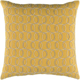 Bold Cotton Pillow Cover