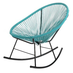 Design Tree Home Acapulco Rocking Chair by PoliVaz Fresh