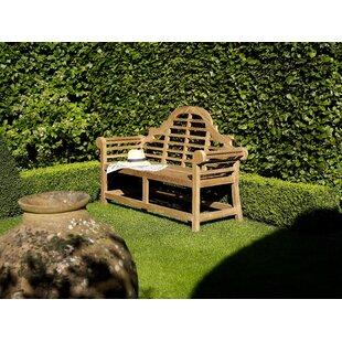 Vollmar Teak Bench By Sol 72 Outdoor