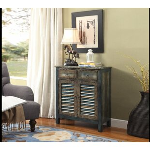 Bouldin Commodious 2 Door Accent Cabinet by Highland Dunes