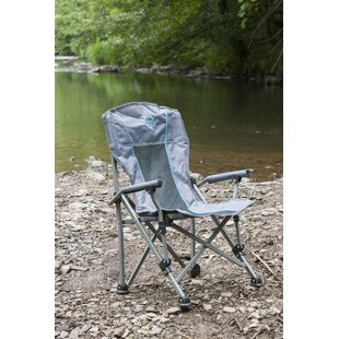 Comfort Folding Camping Chair Image