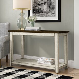 Yother Console Table by August Grove