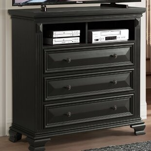 Banwell 3 Drawer Media Chest
