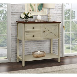 Lamb Farmhouse Console Table by Gracie Oaks