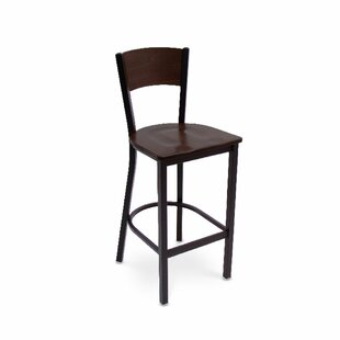 Record 30 Bar Stool Canora Grey