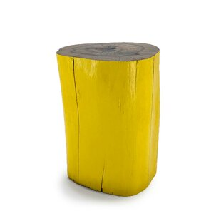 Dade Wood Stool By Alpen Home