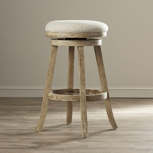 Berryville 29 Swivel Bar Stool Three Posts