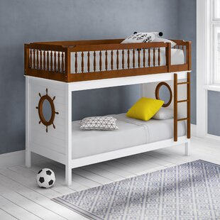 Dex Single Bunk Bed By Harriet Bee