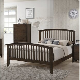 Weinman Queen Panel Bed by Latitude Run Design