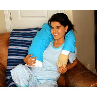 The Original Boyfriend Micro Bead Bed Rest Pillow