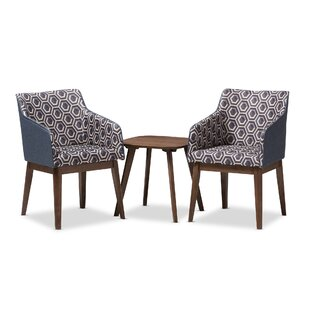 Compare & Buy Eric 3 Piece Living Room Set by Wholesale Interiors Reviews (2019) & Buyer's Guide
