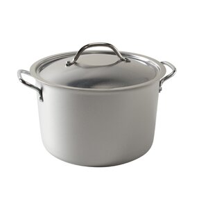 8-qt. Restaurant Stock Pot with Lid