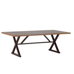 Summer Classics Cahaba Rectangular Wrought Aluminum Dining Table