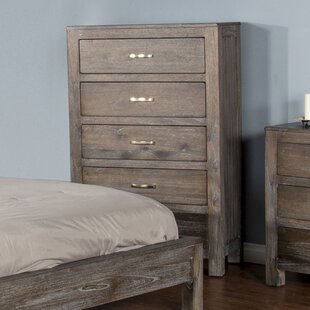 Union Rustic Cortney 5 Drawer Standard Chest