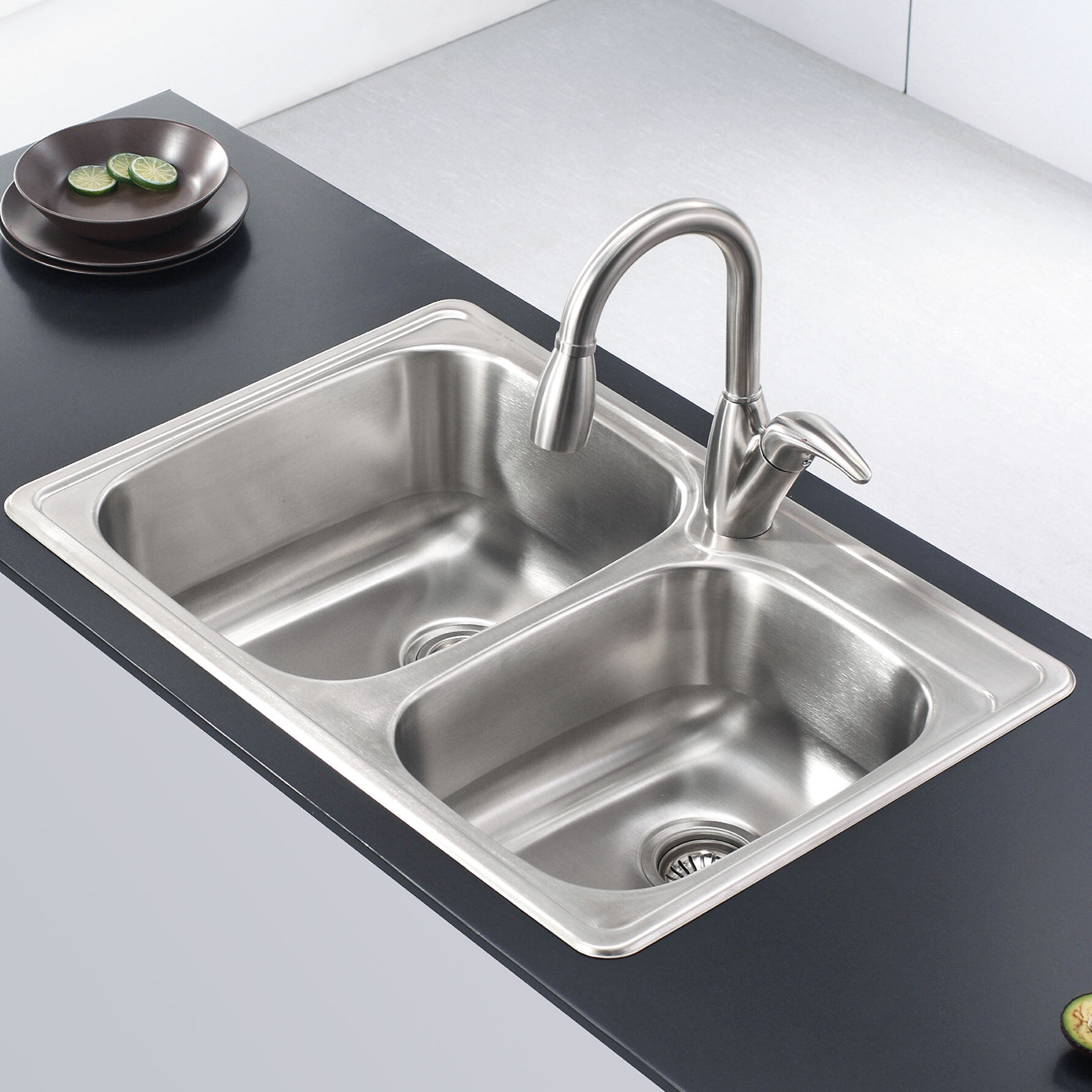 Stainless Steel 33\