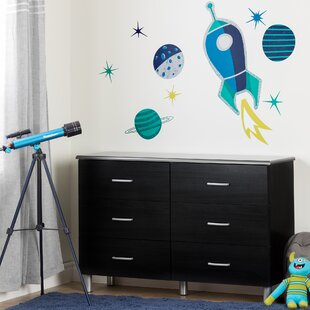 Cosmos 6-Drawer Double Dresser by South Shore
