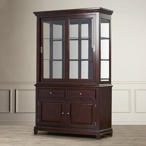 Flexney China Cabinet by Darby Home Co