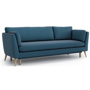 Keagan 3 Seater Clic Clac Sofa Bed By Hykkon
