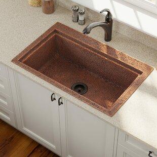 Kitchen Copper Sinks Drop In   Wayfair