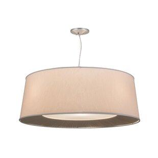 Meyda Tiffany Greenbriar Oak 5-Light Pendant