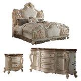Cowart California King Configurable Bedroom Set by Fleur De Lis Living