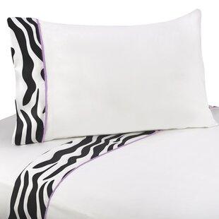 Shop Zebra Sheet Set BySweet Jojo Designs