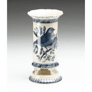 Round Bird Table Vase