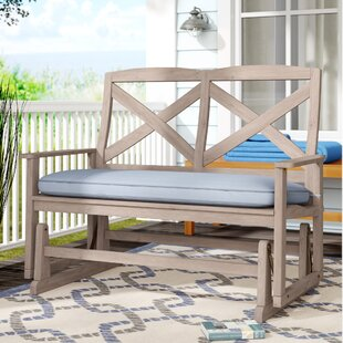 Englewood Glider Bench with Cushion