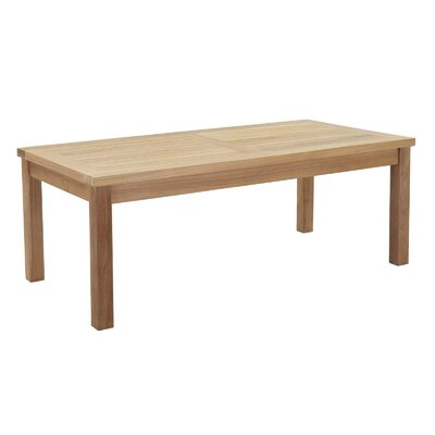 Must Have Highland Dunes Ducan Wooden Coffee Table X112450792 From Highland Dunes Accuweather Shop