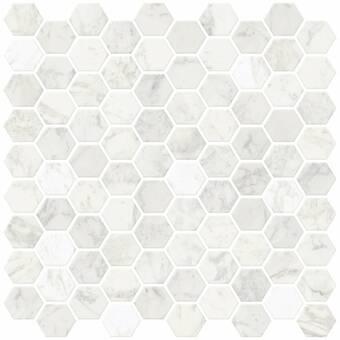 Latitude Run Addy 30 5cm X 30 5cm Pvc Peel Stick Mosaic Tile Reviews Wayfair Co Uk