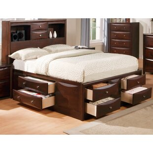 Red Barrel Studio Remy Storage Panel Bed