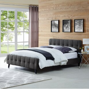 Modway Ophelia Queen Upholstered Platform Bed