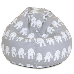 Affordable Elephant Bean Bag Chair ByMack & Milo