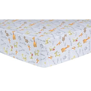 What Pet Should I Get? Fitted Crib Sheet ByTrend Lab