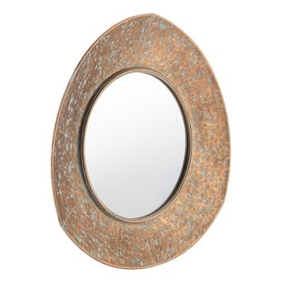 Mcvay Accent Mirror by Wrought Studio