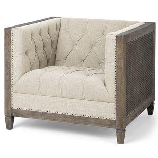 Clouse Armchair by Gracie Oaks