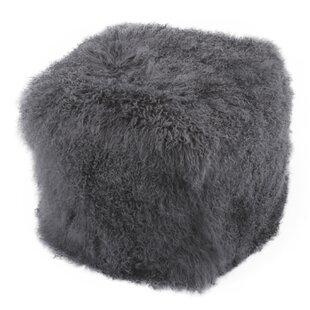 Sabra Fur Ottoman