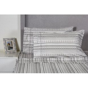 Aztec 400 Thread Count Cotton Pillowcase
