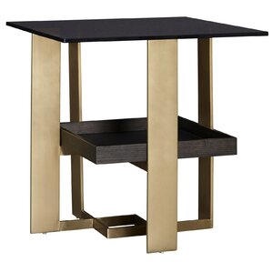 Fitzroy Rectangular End Table by Mercer41