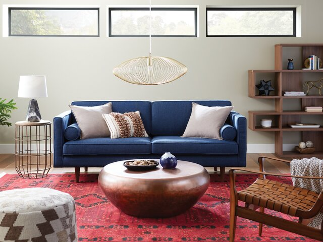 Tremendous Modern Coffee Tables Allmodern Dailytribune Chair Design For Home Dailytribuneorg