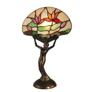 Water Lily 15 Table Lamp