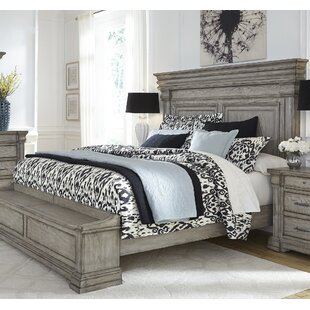 Goleta Queen Storage Panel Bed