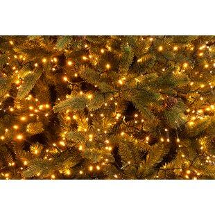 300 Warm White LED Firefly Twister String Light Image