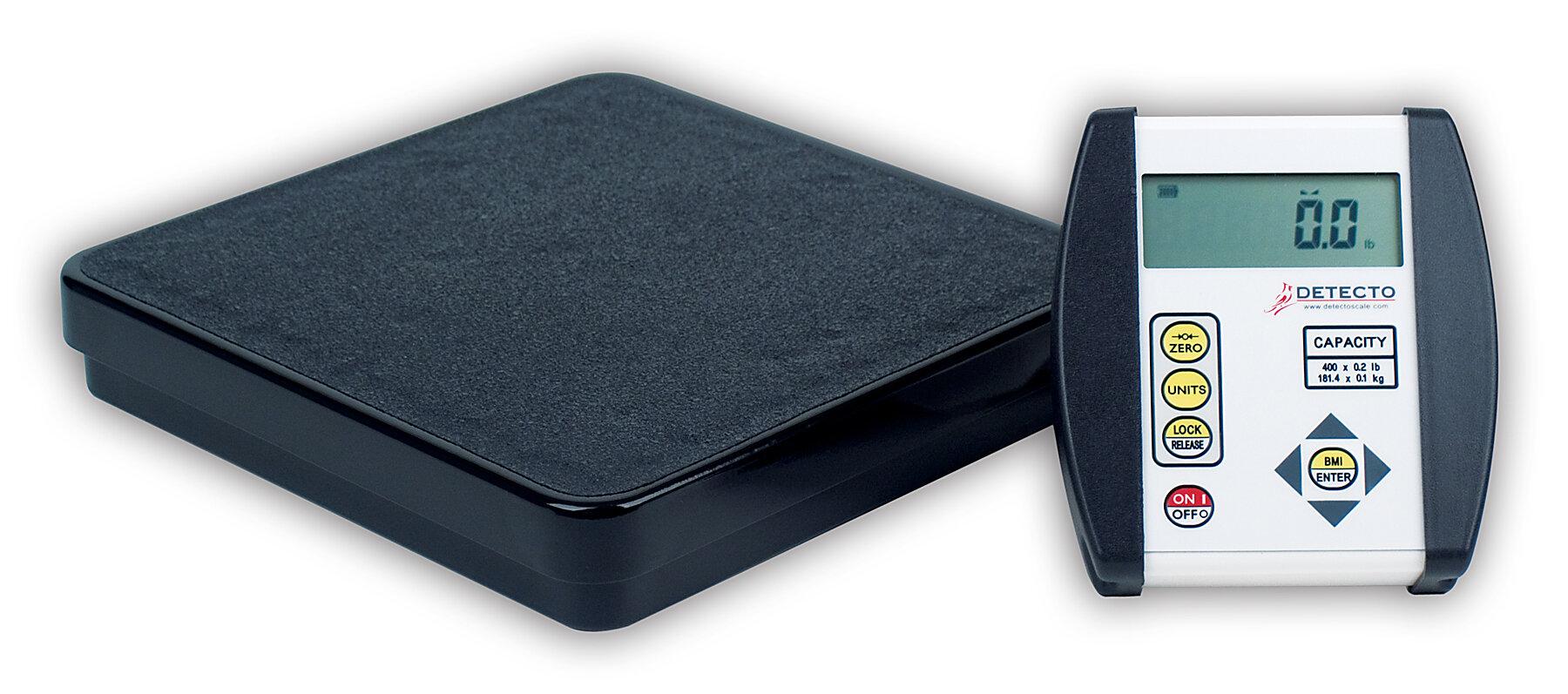 Detecto General Purpose Portable Scale Dr400 750 Wayfair