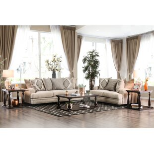 Darby Home Co Dirks Configurable Living Room Set