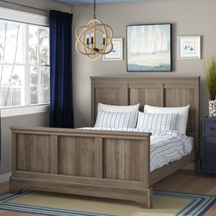 Konnor Queen Panel Bed by Highland Dunes No Copoun