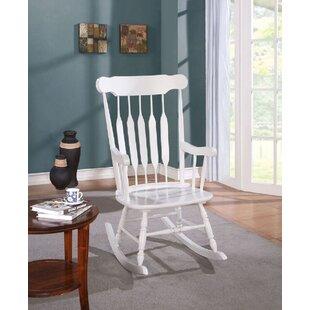 Gracie Oaks Severson Rocking Chair