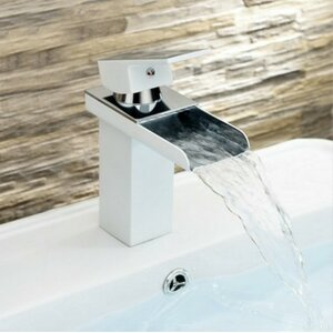 Balzo Single Hole Bathroom Faucet