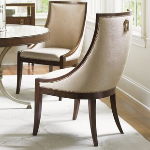 Tower Place Talbott Host Upholstered Dining Chair Lexington